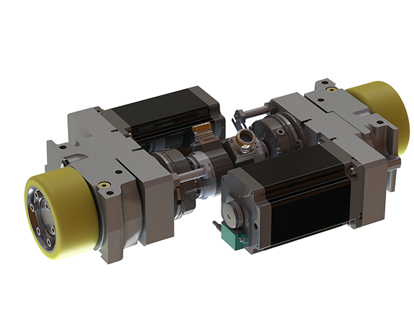Drive Systems For Electric Vehicles Tekno Mp Srl